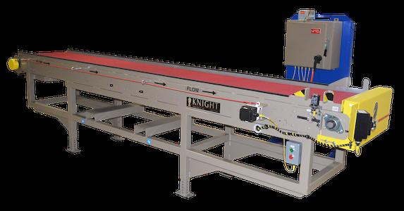 conveyor system shuttles