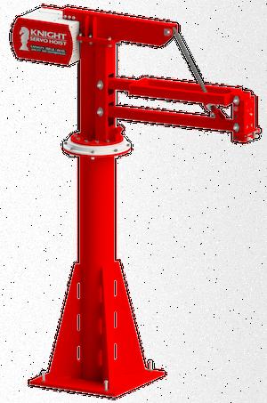 kshfa articulating servo arms