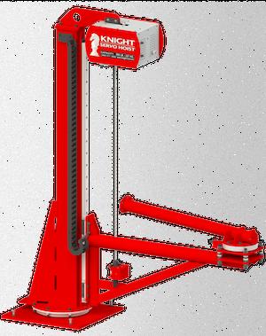 kshvaa vertical servo arms